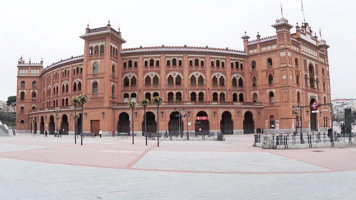 Plaza Toros de Las Ventas,  edificio neomudejar