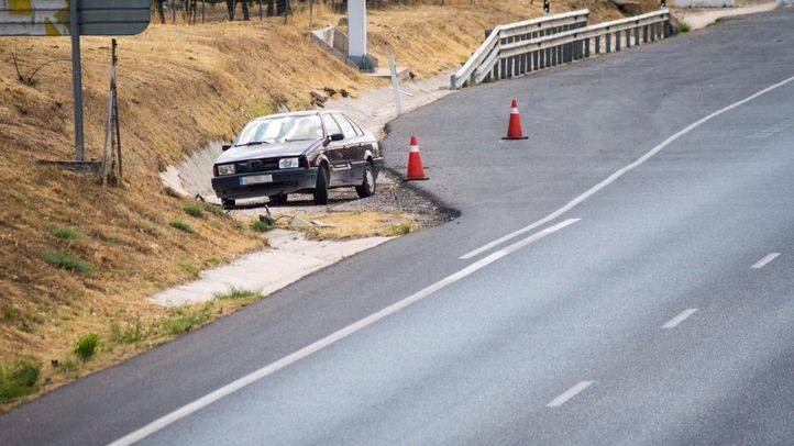 Macrooperación contra las 'cundas' de la Cañada Real: 29 detenidos y un centenar de vehículos intervenidos