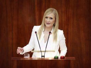 Cifuentes accede a retirar su enmienda de primarias en el PP para elegir a Rajoy