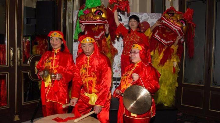 El Casino Gran Vía recibe el Año Nuevo Chino