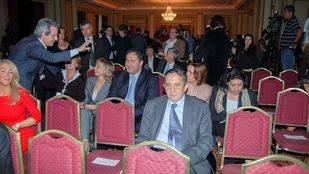 Vista general de los asistentes a la gala.