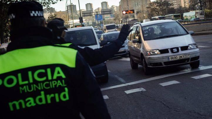 Detenido un hombre en Ciudad Lineal por transportar más de medio kilo de cocaína en su coche