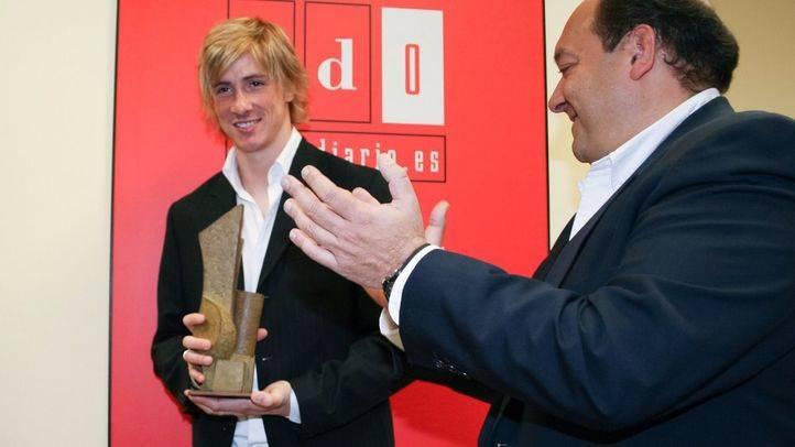 Premio Hombre del Año. Fernando Torres
