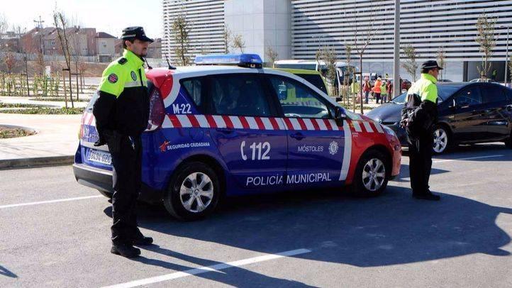 Los policías de Aguirre