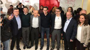 La dirección del PSOE-M se vuelca con Patxi López y deja atrás el 'no es no' de Sánchez: