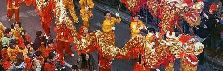 El Año Nuevo Chino llena Usera de actividades