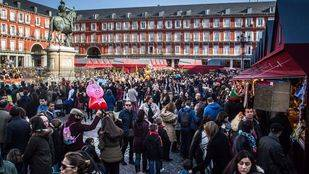 Madrid busca patrocinadores para el centenario de la Plaza Mayor