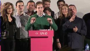Cristiano Brown, nuevo portavoz nacional de UPyD