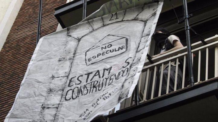 Ahora Madrid aplaza convertir un edificio que fue okupado por el Patio en apartamentos turísticos