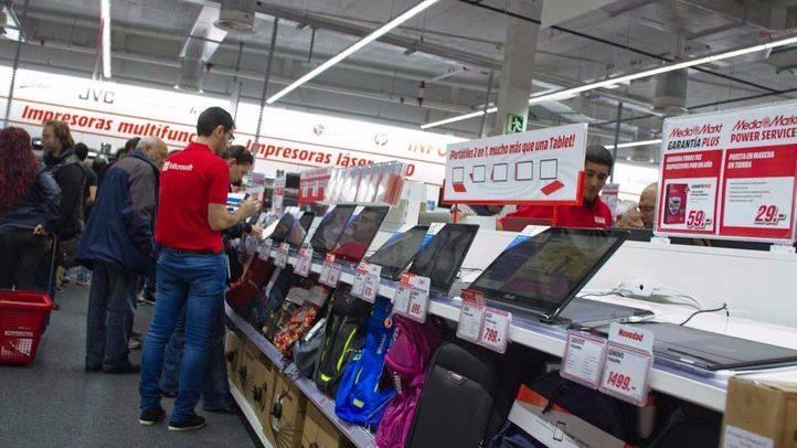 Media Markt oferta 120 puestos de trabajo para su nuevo establecimiento de plaza del Carmen