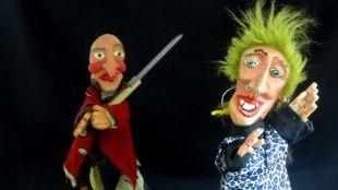 Los titiriteros vuelven a Madrid con su polémica obra La Bruja y Don Cristóbal