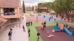 Vista general del colegio SEK-El Castillo