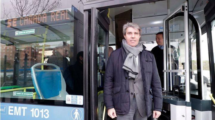 La EMT lanza un autobús que une la Cañada Real con Madrid