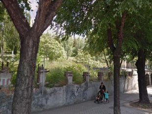 Desmantelado el asentamiento de infraviviendas de la calle Segovia
