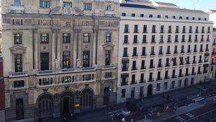 Ministerio y Consejeria Regional de Educación en c/ Alcalá