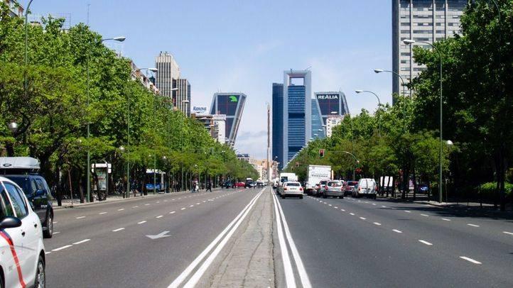 El Supremo avala la anulación parcial del Plan de Prolongación de la Castellana
