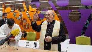 El arzobispo de Madrid, Carlos Osoro. (Archivo)