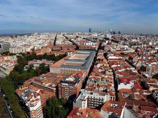 Madrid, un puzle construido durante 110 años
