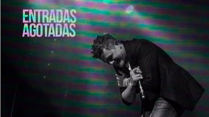 Alejandro Sanz arrasa: agotadas en media hora las entradas para su concierto en el Calderón