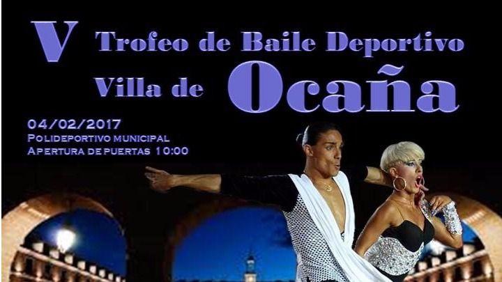 Ocaña y Aranjuez, sedes del baile deportivo este primer fin de semana de febrero