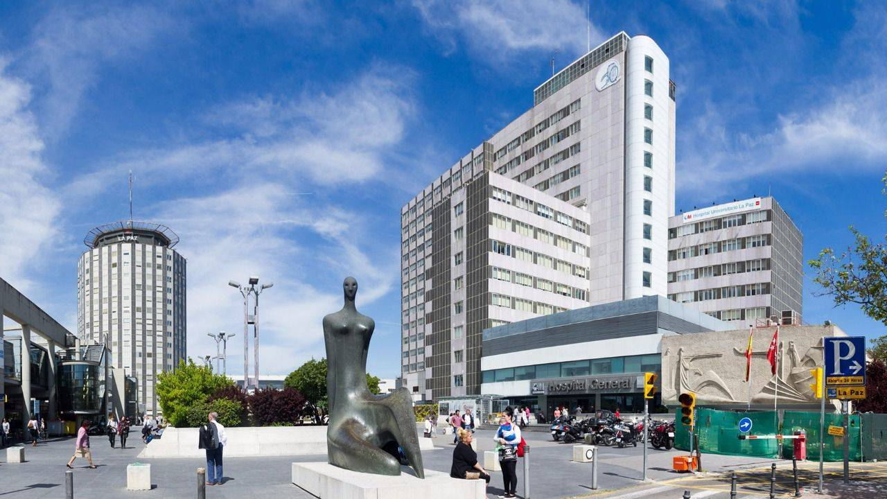 Reabre la uci de neonatos de la paz madridiario - Hospital universitario de la paz ...