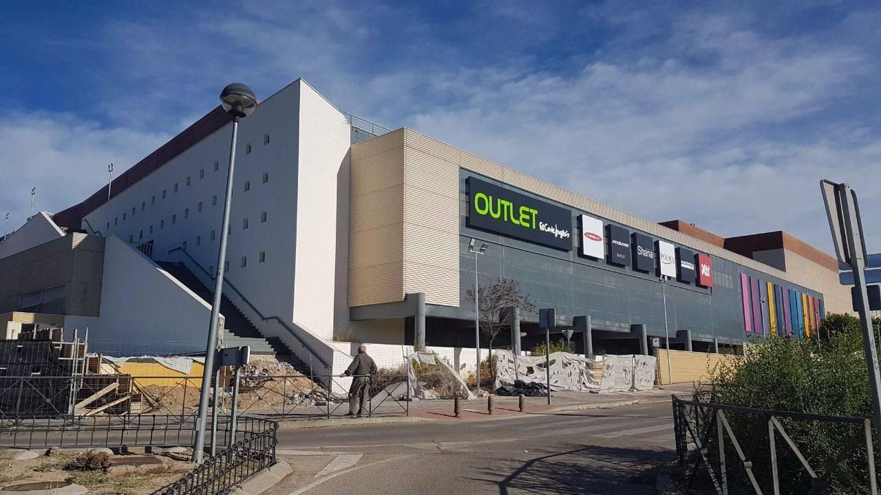 El nuevo 39 outlet 39 de legan s abrir a finales de marzo for Centro comercial sol madrid