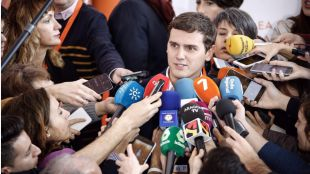 Rivera logra un respaldo cómodo a un balance de gestión en Ciudadanos sin autocrítica