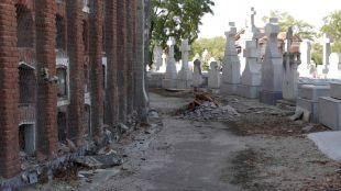 El Ayuntamiento de Madrid invertirá dos millones en el cementerio de Fuencarral