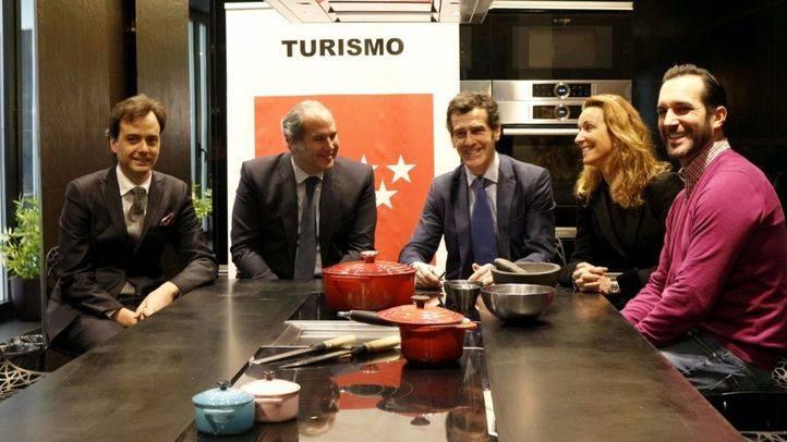 Siete cocineros norteamericanos, embajadores de la gastronomía madrileña en EEUU