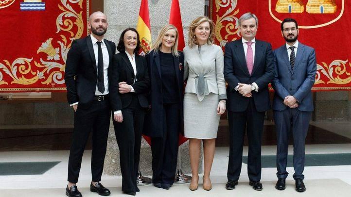 Toma de posesión de los nuevos directores generales de la Comunidad de Madrid
