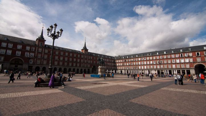 Un video mapping dará inicio al IV centenario de la Plaza Mayor