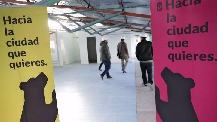 Así será el nuevo espacio ciudadano de Fuencarral-El Pardo