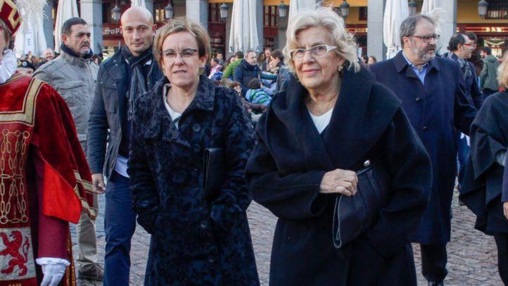 Carmena y Causapié formalizarán este miércoles el acuerdo para aprobar los presupuestos