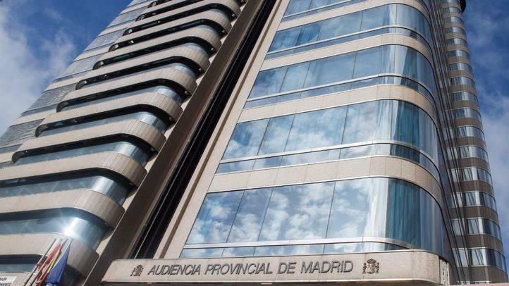 Audiencia Provincial de Madrid. (Archivo)