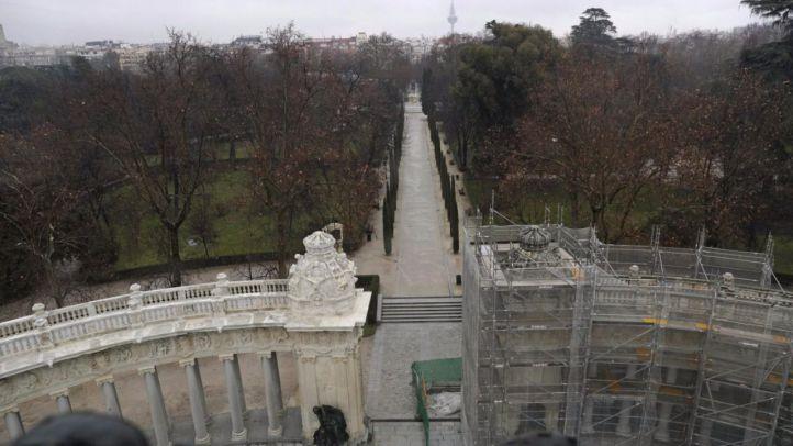 El mirador secreto del parque del Retiro reabrirá sus puertas tras tres décadas cerrado