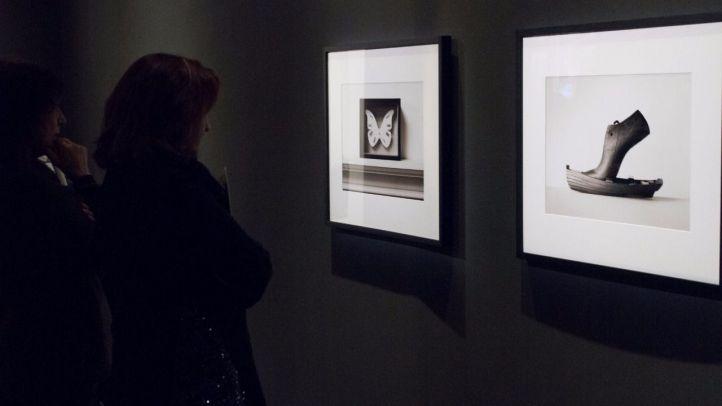 Exposición de fotografía de Chema Madoz, 'El viajero inmóvil', de la serie Miradas sobre Asturias.