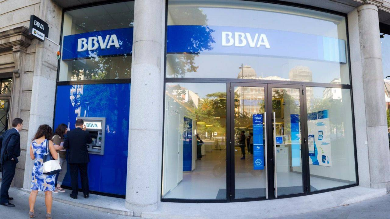 Las compa as aseguradoras de bbva en espa a obtuvieron un for Oficinas bbva madrid capital