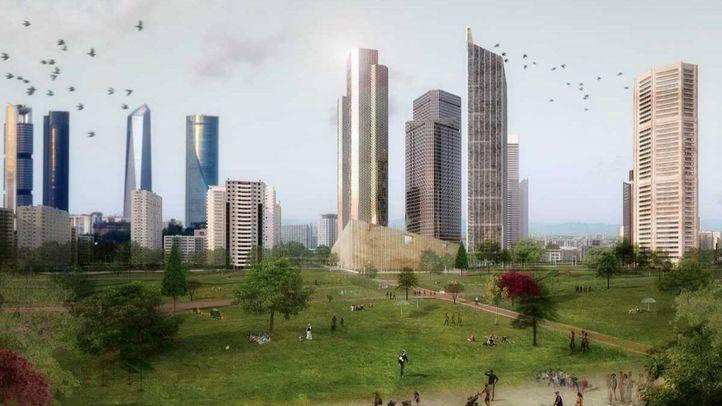 Operación Chamartín: DCN accede a reducir un 20% las viviendas previstas sin rebajar la inversión