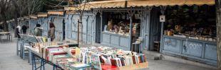 Un nuevo espacio literario revitaliza la Cuesta de Moyano