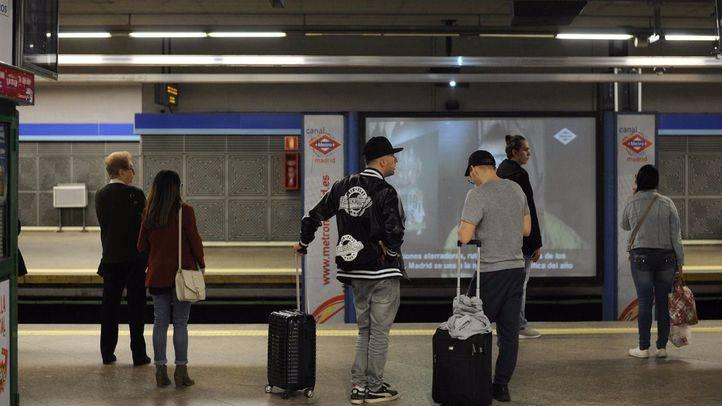 Impuesta la primera orden de alejamiento del Metro a un carterista español