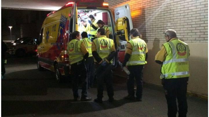 Arrestado un joven de 22 años como supuesto agresor del hombre apuñalado en Vallecas