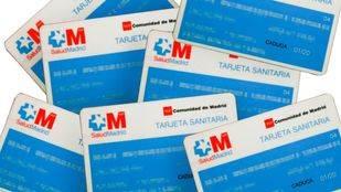 Las tarjetas sanitarias incorporarán un código QR y serán producidas por la propia Comunidad