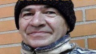 Móstoles busca a Román, desparecido hace cinco días