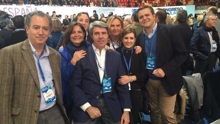 El PP de Madrid,
