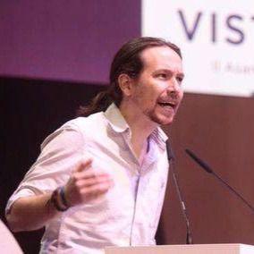 Iglesias apela a la unidad en Vistalegre II: