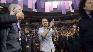 Pablo Iglesias gana el pulso a Íñigo Errejón