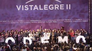 Los 'errejonistas' madrileños se ausentan del fin de fiesta mientras Espinar pide seguir en el Senado