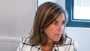 Ana Mato en el Comite Ejecutivo Nacional del PP.