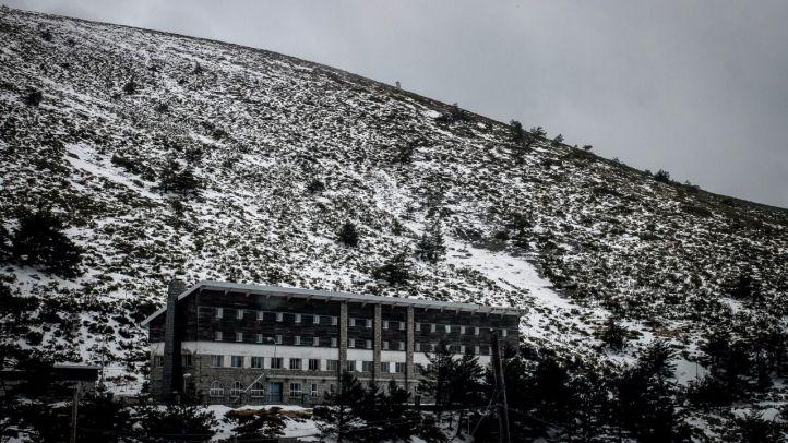 Suspendido el servicio de Cercanías entre Cotos y Cercedilla por acumulación de nieve