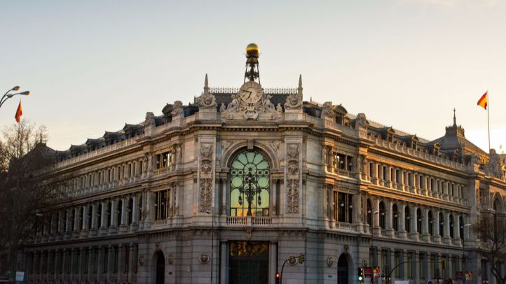 Edificio del Banco de España. (Archivo)